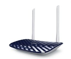 Router Wifi Dual Band Tp Link Archer Ac 750 C20 2 Ant Usb