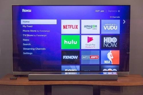 Streaming Tv Roku Express+ 3710xb Youtube Netflix Hdmi Rca - comprar online