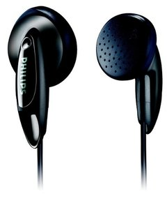 Auricular In Ear Philips She 1350 Ipod Mp3 Cd Economico Gtia
