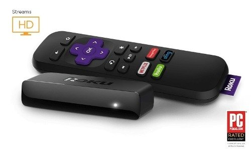Streaming Tv Roku Express+ 3710xb Youtube Netflix Hdmi Rca - tienda online