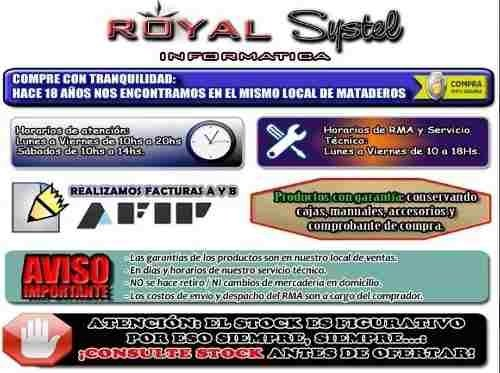 Rígido Ssd Kingston 120gb A400 2.5  Hasta 500mb/s Pc Notebok - Royal Systel Informatica SRL