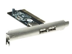 Placa Usb Pci 2.2 Noganet 2 Puertos Usb - Royal2002