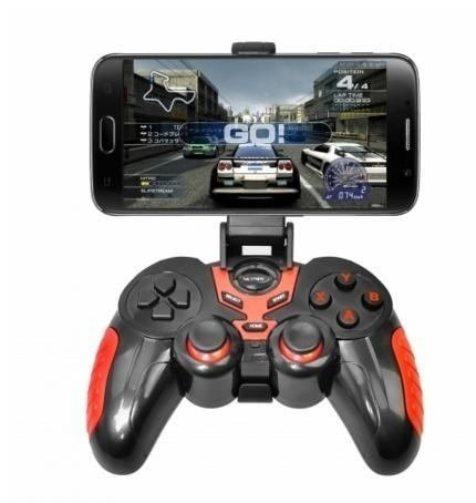 Joystick Gamepad Netmak Bluetooth Pc Andorid Ios Nm J7024 en internet