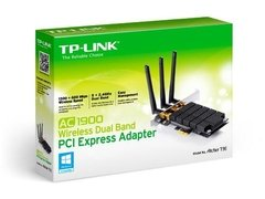 Placa Wifi Archer Tp Link T9e Pci Ex Dual Band Ac1900 Pc
