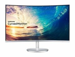 Monitor Curvo Samsung 27  F591 Active Crystal Color Hdmi Fhd