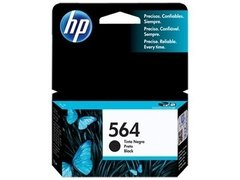 Cartucho Original De Tinta Negra Hp 564 C5324 Plus B210a