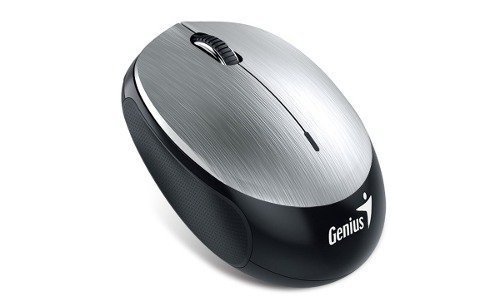 Mouse Genius Bluetooth 4.0 Bateria 9000bt Recargable Blueeye - comprar online