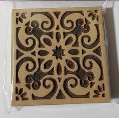 Sello Bajo Relieve 7x7 cm