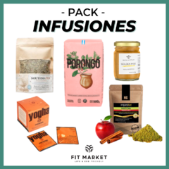 Pack infusiones