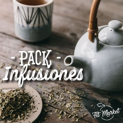Pack infusiones - comprar online