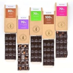 Combo chocolates Saludables - Dr Cacao - comprar online