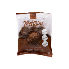 Cookies saludables - Cacao y chocolate - Meltaim - 150 g