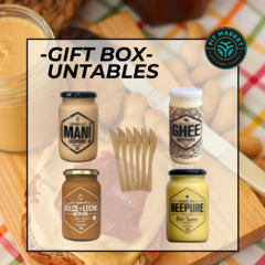 Gift Box Untables