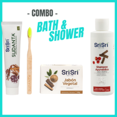 Combo Bath & Shower