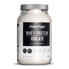 Whey Protein ISOLATE - Vainilla -Protein Project - 900 g - comprar online
