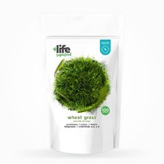 "Wheat Grass - ""+ Life"" - 100 G"