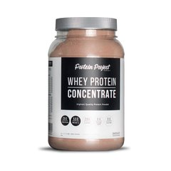 Whey Protein CONCENTRATE - Chocolate - Protein Project- 900 g