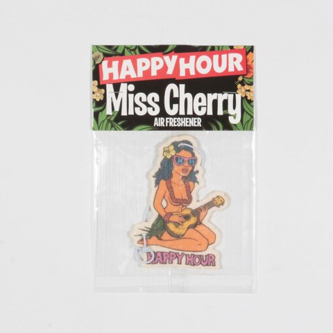 Happy Hour Ambientador Miss Cherry