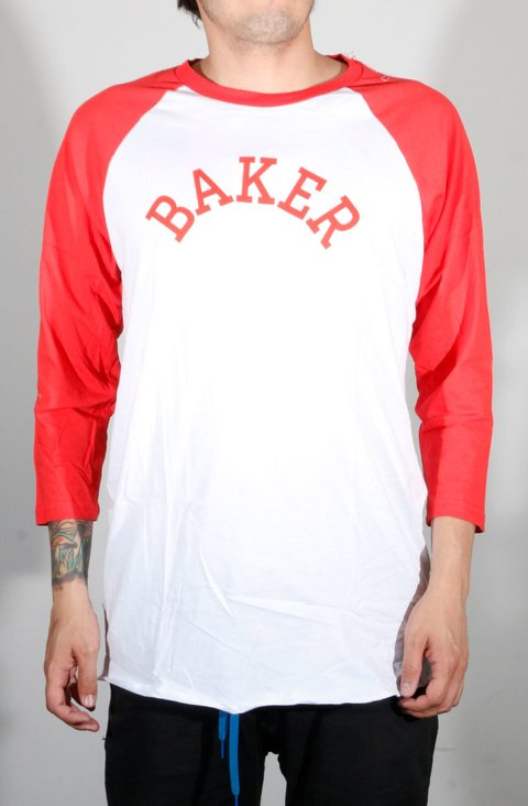 Baker Camiseta 3/4 Major