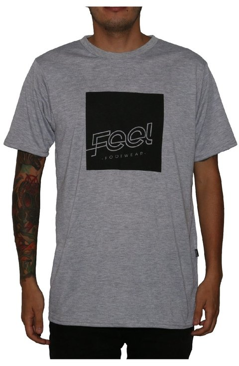 Feel Footwear Camiseta Logo