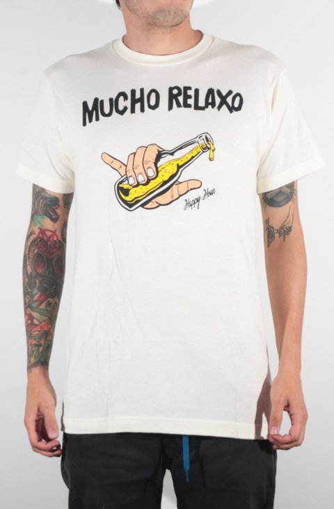 Happy Hour Camiseta Hang Loose
