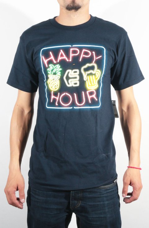 Happy Hour Camiseta X Etnies