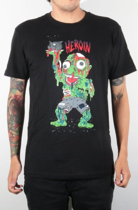 Heroin Camiseta Slime Guy