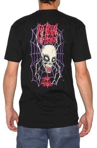 Heroin Camiseta Course of the Spider
