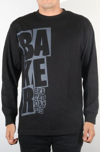 Baker Camiseta Manga Larga Stacked