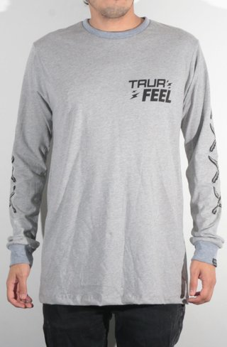 TRUR Skateboards Camiseta Manga Larga X Feel - comprar online