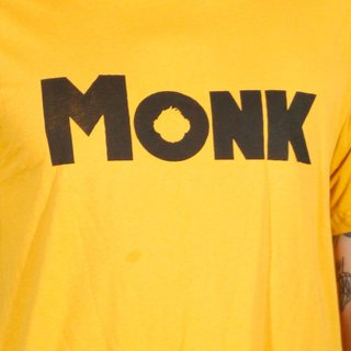 Monk Camiseta Sello en internet