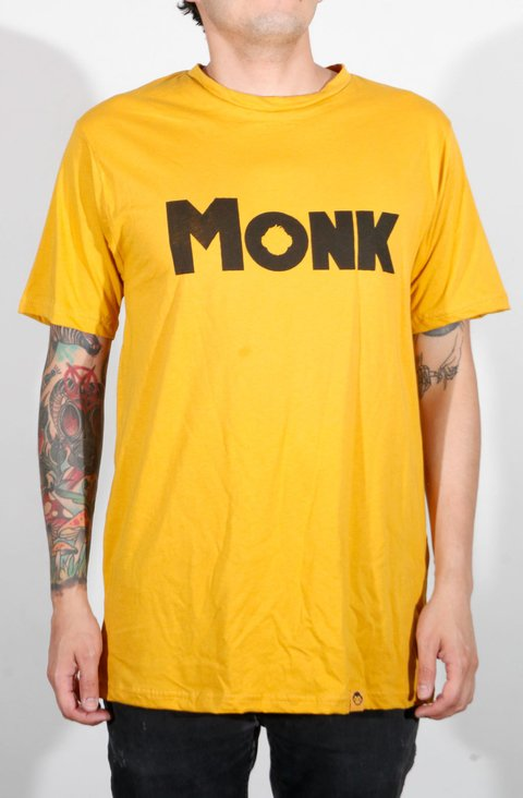 Monk Camiseta Sello