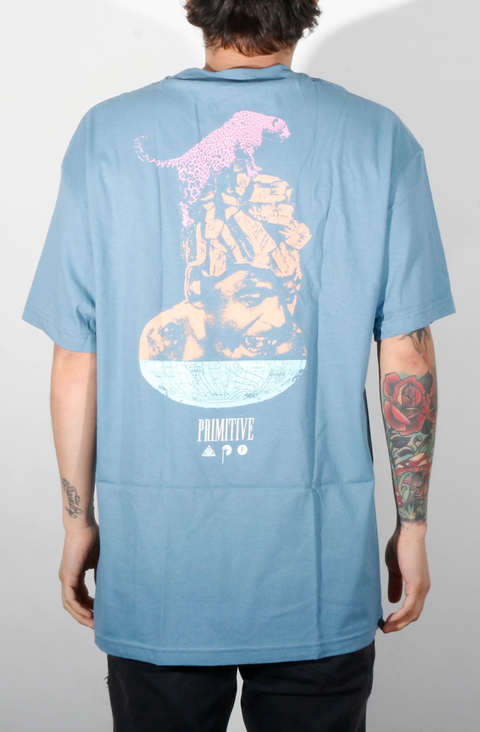 Primitive Camiseta Equator