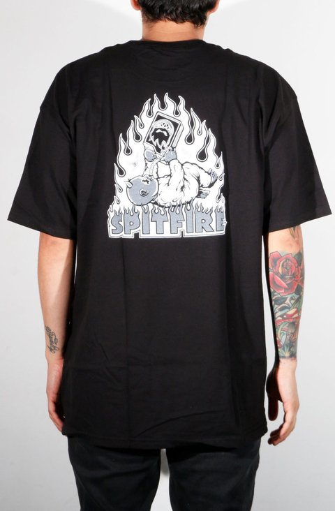 Spitfire Camiseta Demonseed Raw
