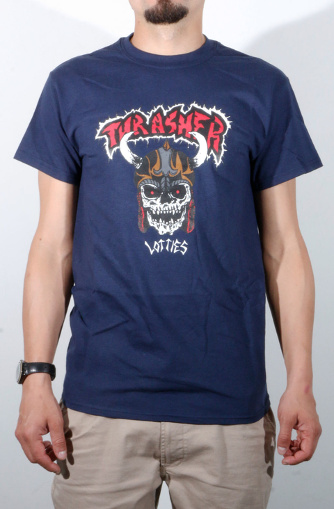 Thrasher Camiseta Lotties