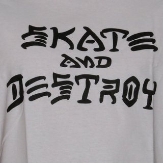 Thrasher Camiseta Skate And Destroy en internet