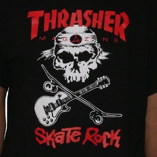 Thrasher Camiseta Skate Rock en internet