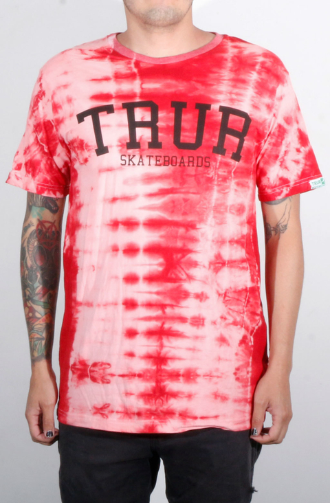 TRUR Skateboards Camiseta College