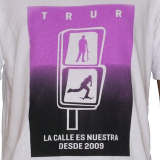 TRUR Skateboards Camiseta Degrade en internet