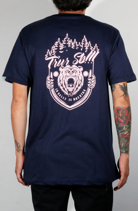 TRUR Skateboards Camiseta AN Oso