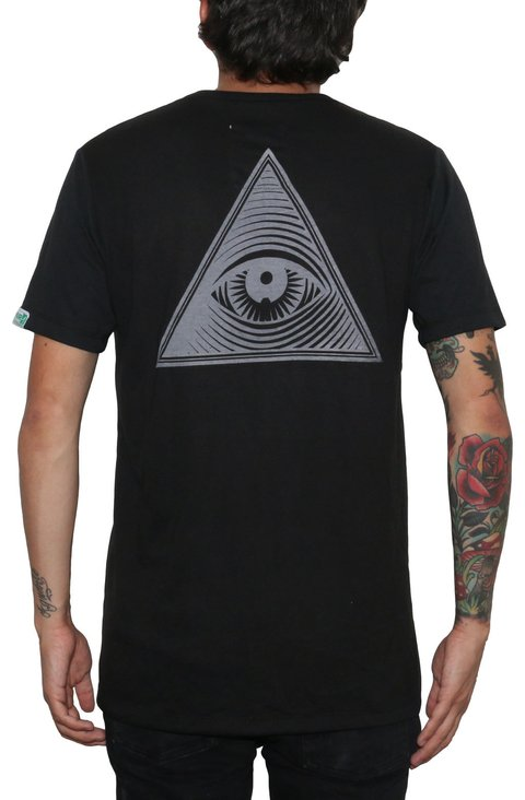 TRUR Skateboards Camiseta Piramide