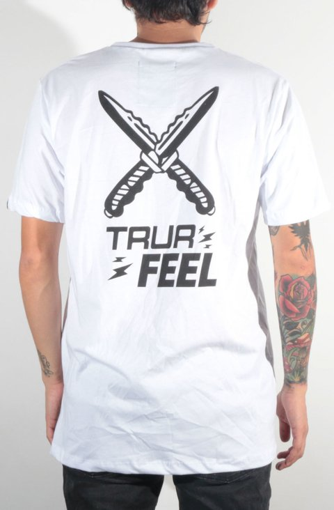 TRUR Skateboards Camiseta X Feel