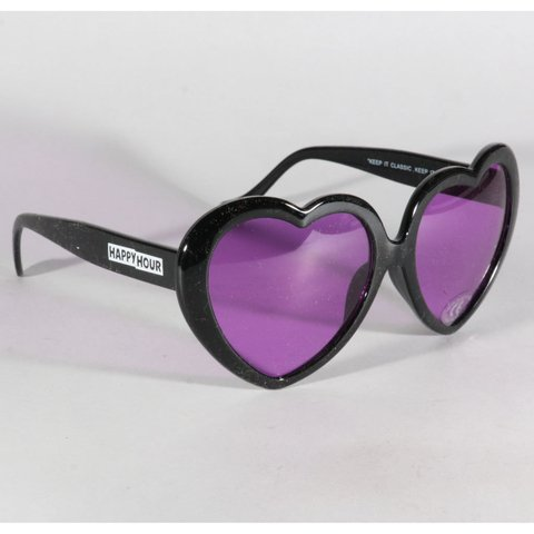 Happy Hour Gafas Heart on