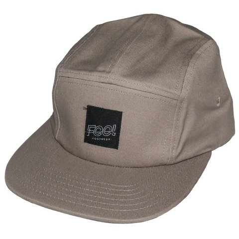 Feel Footwear Gorra 5 Panel Logo