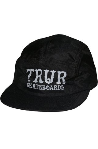 TRUR Skateboards Gorra Hust 5Panel