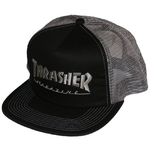 Thrasher Logo Trucker