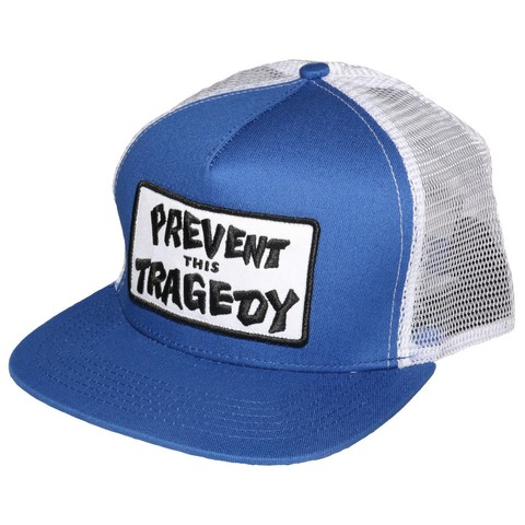 Thrasher Gorra Trucker Prevent This Tragedy