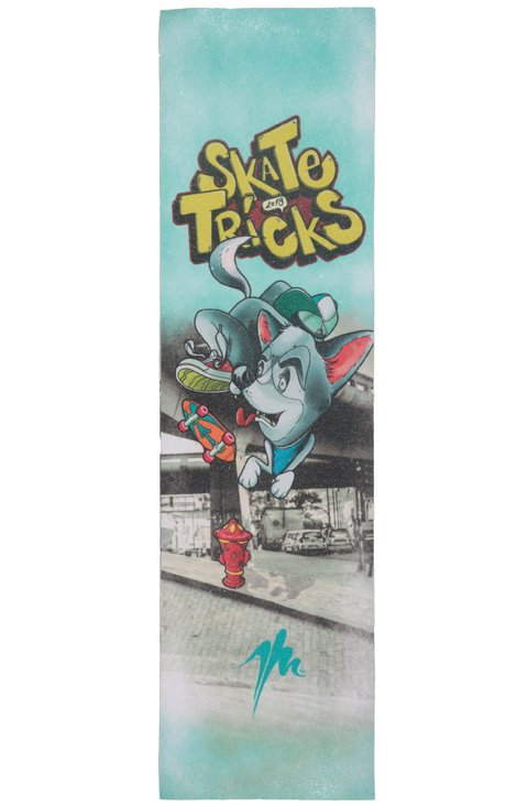 Amateur Lija Skate Tricks