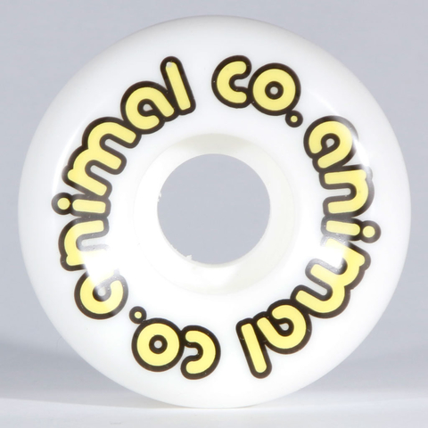Animal Ruedas Letters Conical 56mm