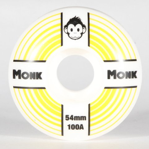 Monk Ruedas Standard Cruz 54mm 100A